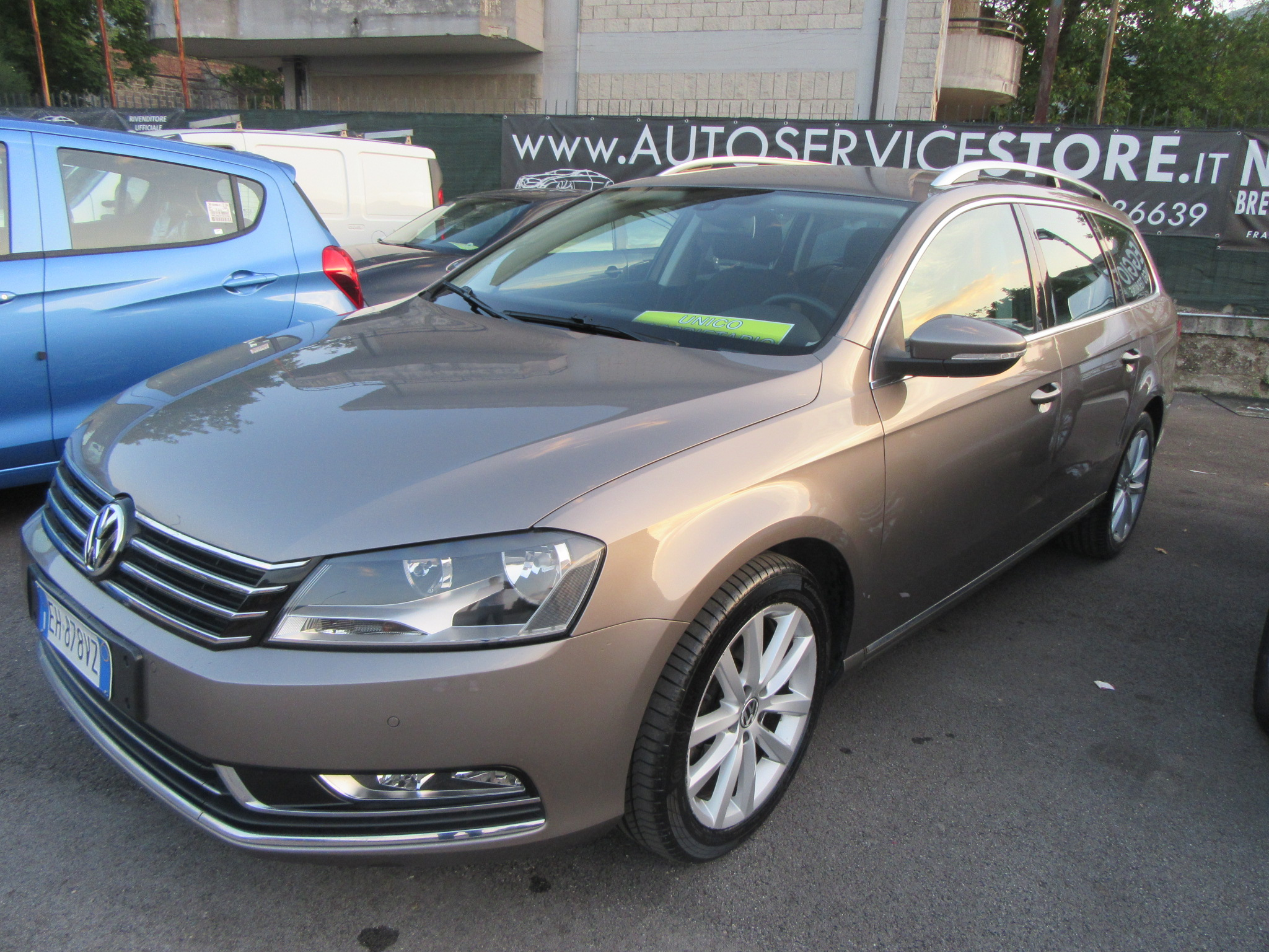 passat 2 0 tdi 140 cv highline autoservicestore. Black Bedroom Furniture Sets. Home Design Ideas